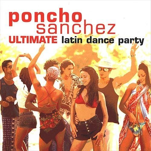 The Ultimate Latin Dance Party [CD]