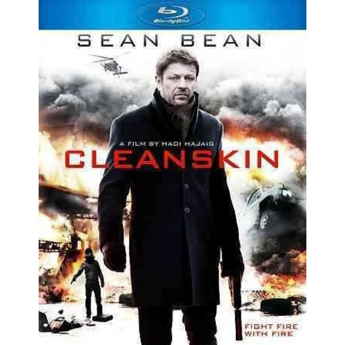 Cleanskin (Blu-ray Disc) [Cleanskin Blu-ray Disc]