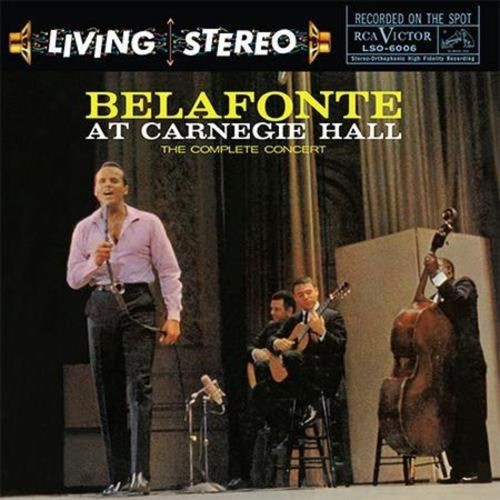 Belafonte at Carnegie Hall [LP] - VINYL