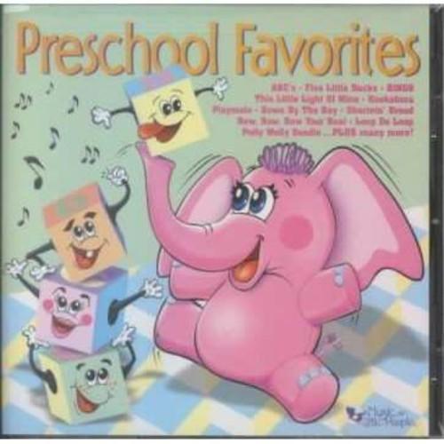 Preschool Favorites [CD]
