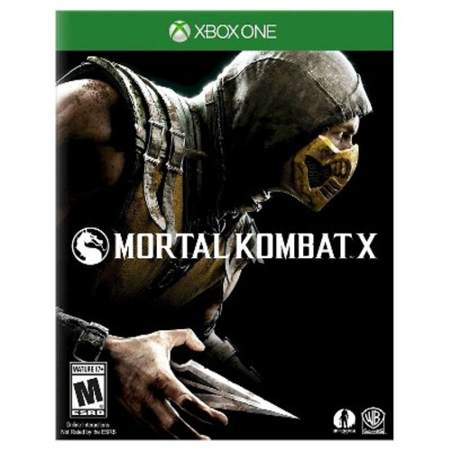 Pre-Owned Mortal Kombat X for Xbox One