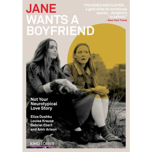 Jane Wants a Boyfriend [DVD] [2016]