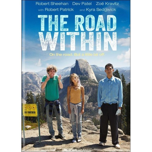 The Road Within [DVD] [2015]