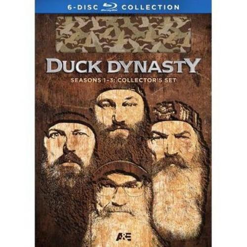 Duck Dynasty: Seasons 1-3 Collectors Set [Blu-ray]: Roxanne Galla, Amy Miller: Movies & TV