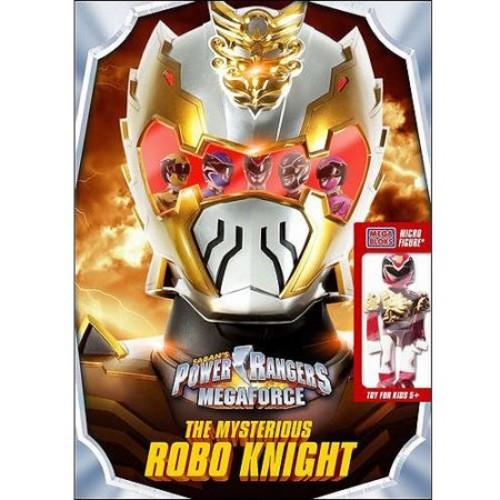 Power Rangers Megaforce The Mysterious Robo, Vol. 2