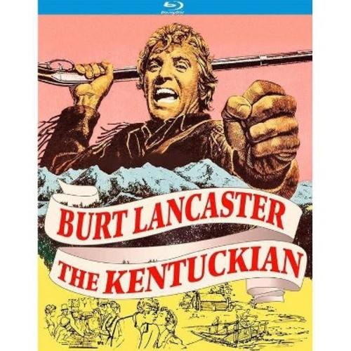 Kentuckian (Blu-ray)