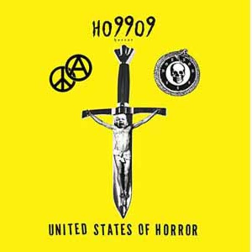 HO99O9 - United States Of Horror [Audio CD]