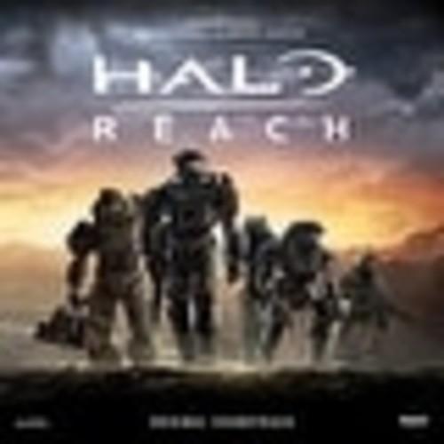 Halo Reach Original Game Soundtrack CD - multi