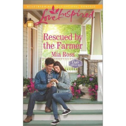 Rescued by the Farmer (Paperback) (Mia Ross)