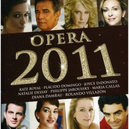 Opera Album 2011 - Various - CD