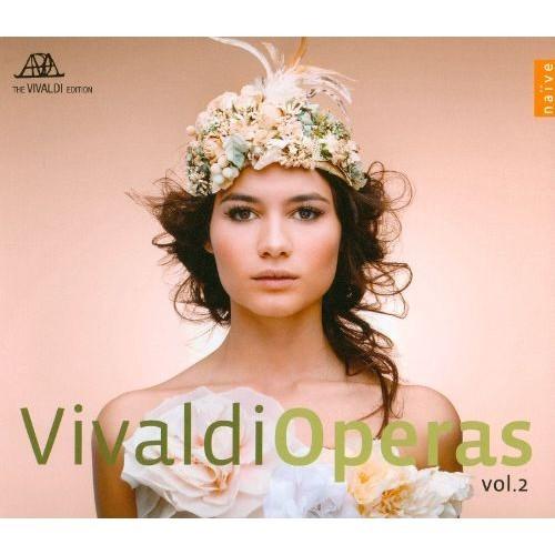 Vivaldi Operas 2 - CD