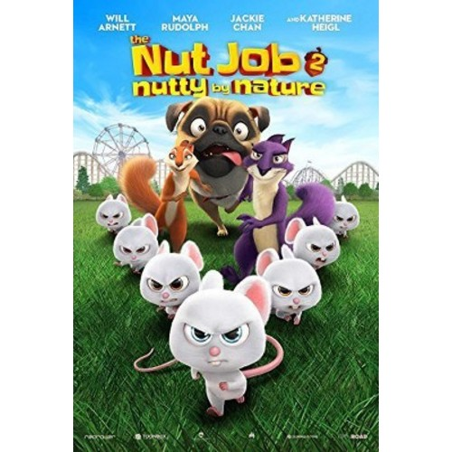 The Nut Job: Nutty by Nature (DVD)