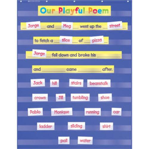 Scholastic Teaching Resources Standard Pocket Chart Gr K-5
