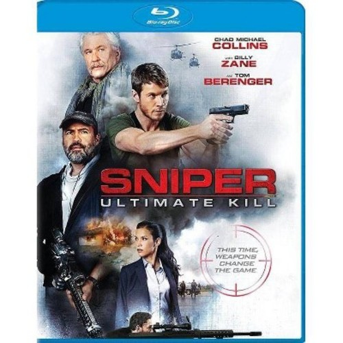 Sniper:Ultimate Kill (Blu-ray)