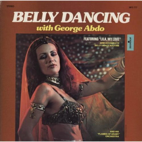 Belly Dancing with George Abdo [CD]