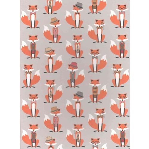 Dapper Foxes Journal
