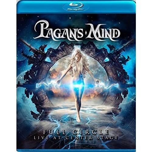 Pagan's Mind: Full Circle - Live at Center Stage [2 CD/Blu-ray] [Blu-ray]