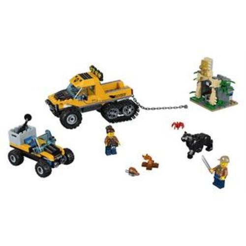 LEGO City Jungle Explorers Jungle Halftrack Mission (60159)