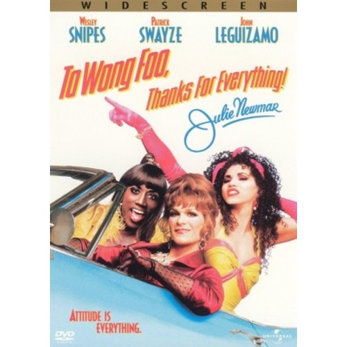 To Wong Foo, Thanks for Everything! Julie Newmar (dvd_video)