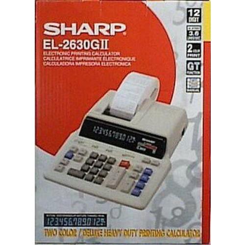 Sharp Printing Calculator