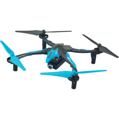 Ominus FPV Quadcopter with Integrated 720p Camera (RTF, Blue)