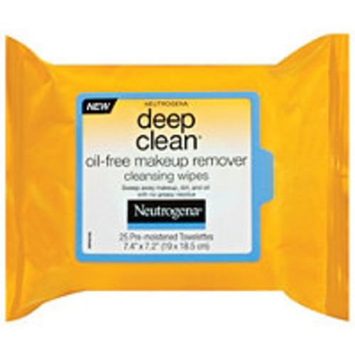 Deep Clean Makeup Remover Wipes