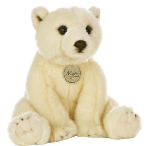 Miyoni Plush Polar Bear