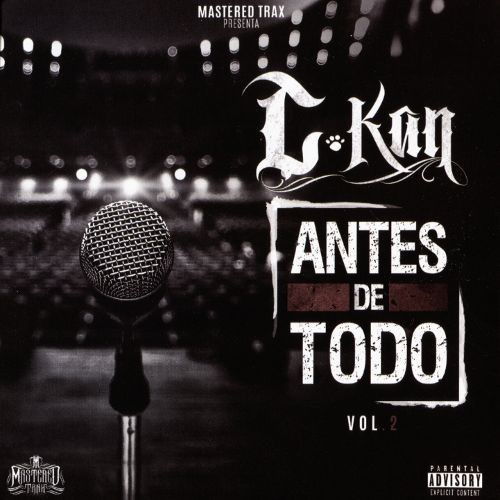 Antes de Todo, Vol. 2 [CD] [PA]