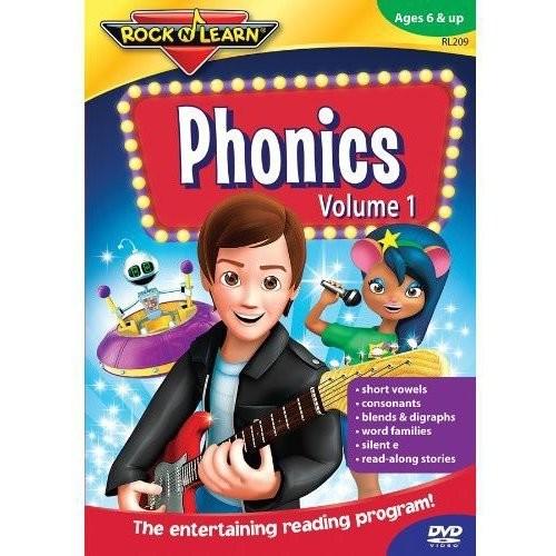 Rock N Learn: Phonics, Vol. 1