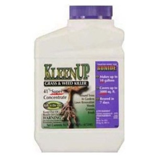 BONIDE PRODUCTS 7460 Concentrate Kleen Up Weed Killer, 16-Ounce [1]