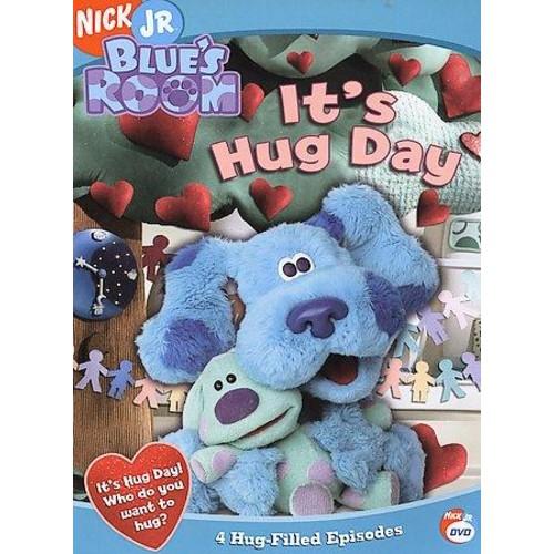 Nick Jr. Blue's Room It's Hug Day (DVD)