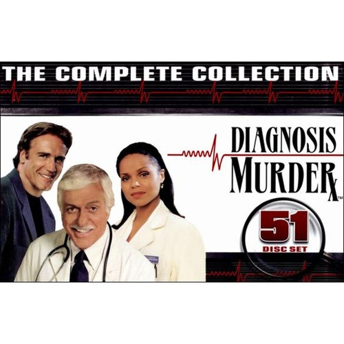 Diagnosis Murder: The Complete Collection [DVD]