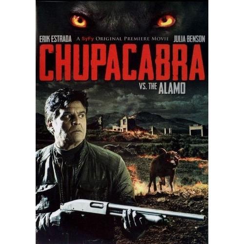 Chupacabra vs. the Alamo [DVD] [2013]