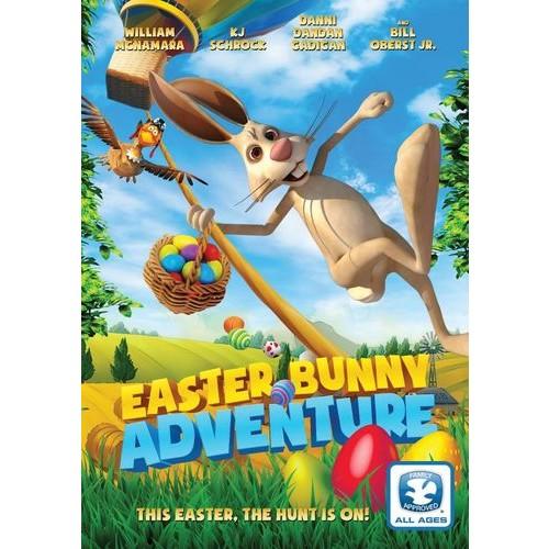 Easter Bunny Adventure [DVD] [2016]
