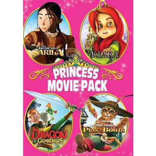 Princess Movie Collection (DVD)