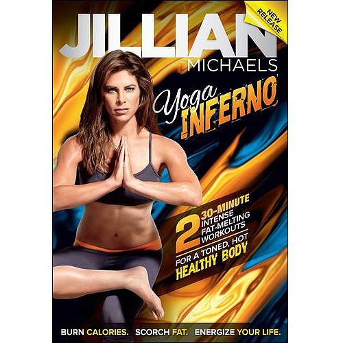 Jillian Michaels: Yoga Inferno [DVD] [2013]