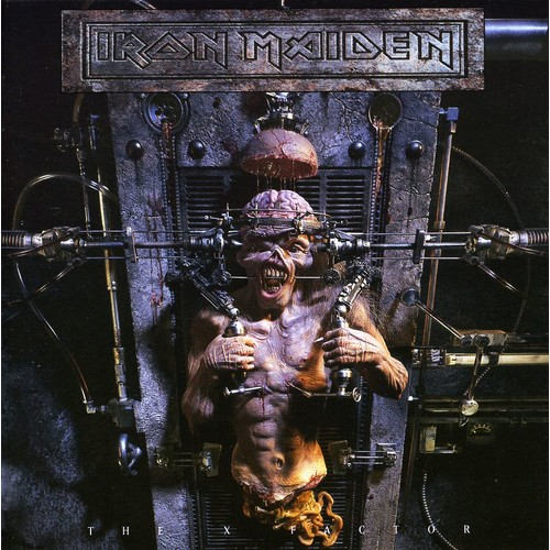 Iron Maiden - X Factor