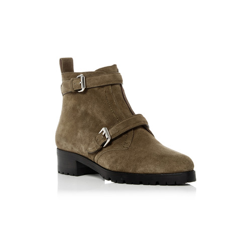 Suede Aggy Boots