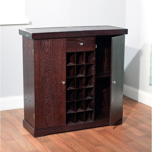 Simple Living Buffets, Sideboards & China Cabinets Simple Living Wine Storage Cabinet