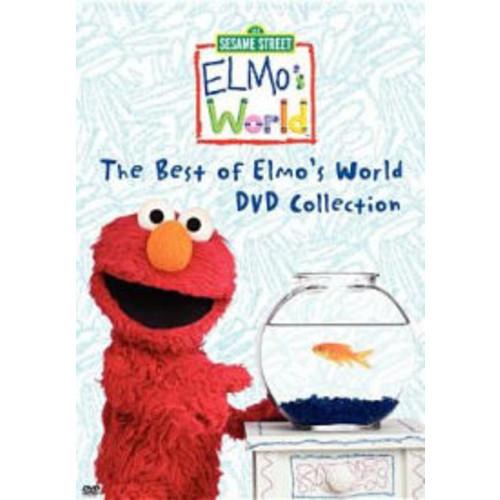 Sesame Street Elmo's World: Best of Elmo's World 1 (DVD)