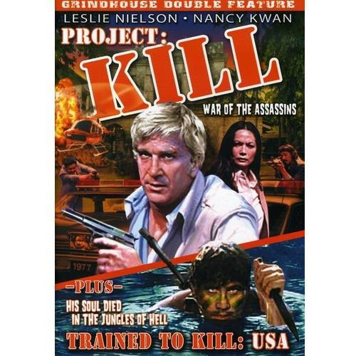 Grindhouse Double Feature: (Project: Kill / Trained to Kill: USA)