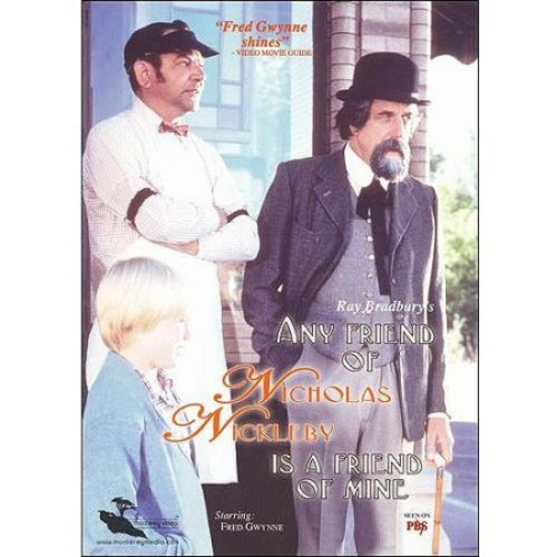 Any Friend of Nicholas Nickleby is a Friend of Mine (DVD)