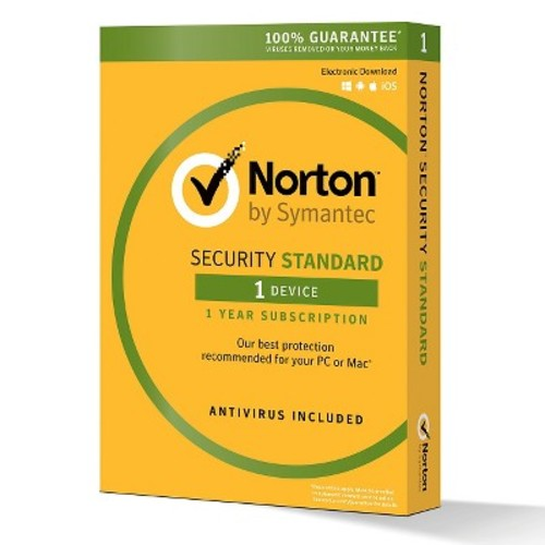 Norton Security Standard - 1 Device (PC Software)
