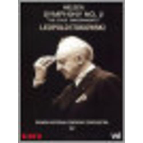 Leopold Stokowski: Nielsen Symphony No. 2 (Black & White) (DVD) (Black & White) 1967