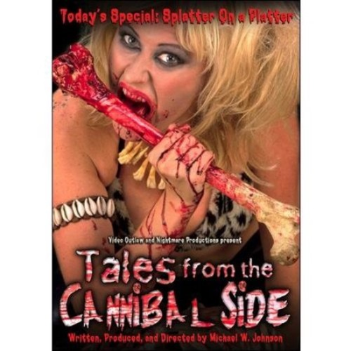 Tales from the Cannibal Side [DVD] [1998]