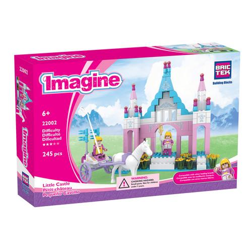 Brictek Imagine Little Castle