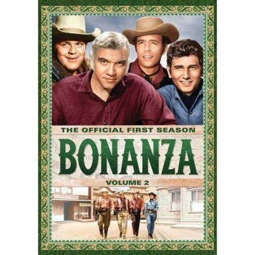 Bonanza:Official first season vol 2 (DVD)