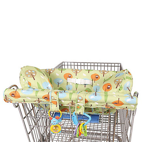 Leachco Prop R Shopper Body Fit Shopping Cart Cover in Forest