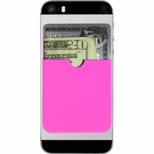 The Original Sticker Wallet - Neon Pink