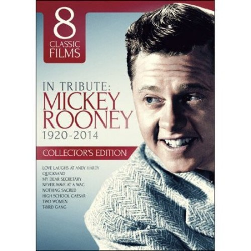 Mickey Rooney Commemoration Collection ( (DVD))